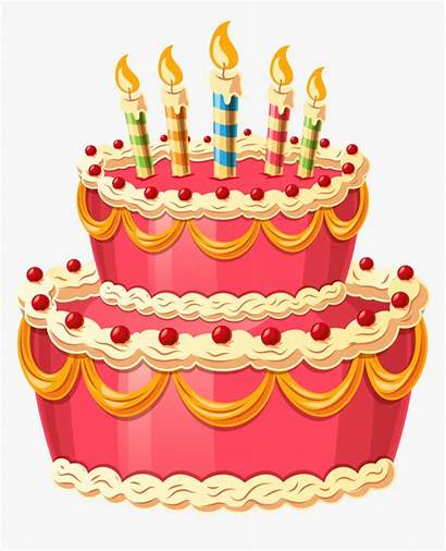 Birthday Cake Clipart Background Transparent Clip Bration