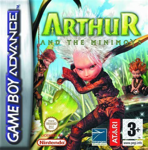 Arthur And The Minimoys Gba Gameboy Advancegba Rom