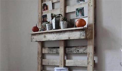 ideas  recycled pallet shelves   kitchen