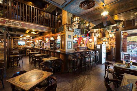 Bar Barcelona by Mejores Bares Para Ver El Cl 225 Sico Barcelona Madrid