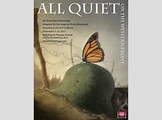 All Quiet on the Western Front WHIRL Magazine Pittsburgh