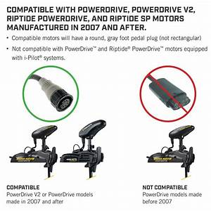 Minn Kota Trolling Motor Plug Instructions