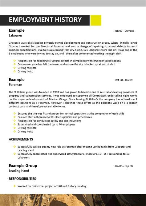 resume exles australia mining free business plan for