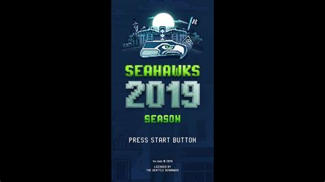 seahawks schedule release youtube