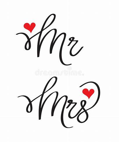 Mrs Mr Lovely Graphic Designs Clean Vector