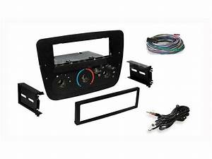 Taurus Sable Car Stereo Radio Cd Mount Install Dash Kit Faceplate Wire Harness