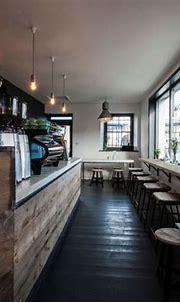 industrial coffee shop design - Google Search | shop ...