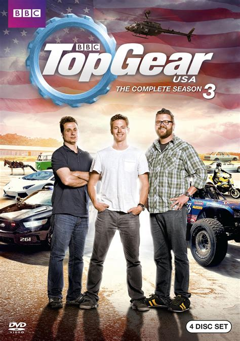 Top Gear Usa by Top Gear Usa Dvd Release Date