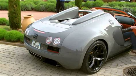 Bugatti Veyron Grand Sport Vitesse Exhaust Sound
