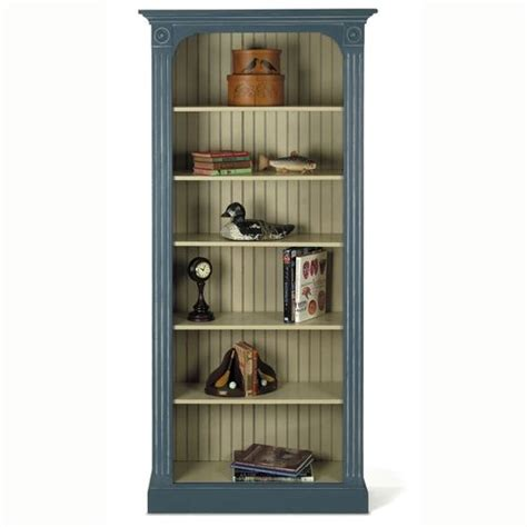 "Love The Beadboard Back ""tall Cambridge Bookcase"" From"