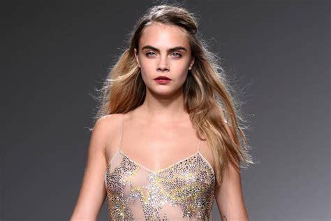Best Models Cara Delevingne Das Geheimnis Des Top Models Fit