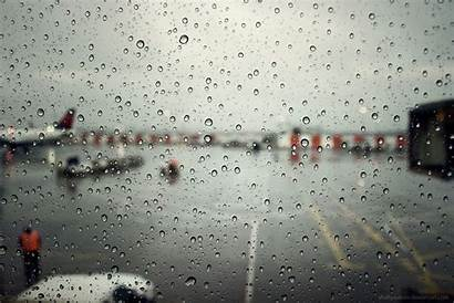 Leaving Raindrops Wallpapers Rain Desktop Drops 1280