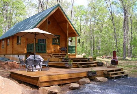 Cool Log Cabin Kits Maine New Home Plans Design