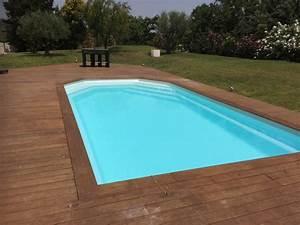 Bois Pour Terrasse Piscine : terrasse bois pour piscine autoportee ~ Edinachiropracticcenter.com Idées de Décoration
