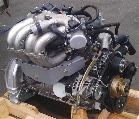 Двигатель УМЗ 4216 характеристики, особенности, тюнинг