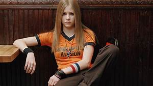 AVRIL LAVIGNE pop pop-punk pop-rock fs wallpaper ...