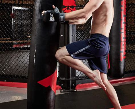 boxing bag punching gear mma sporting goods workout choose right dick fitness exercise