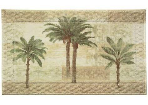 palm tree bath towels palm tree rug pictured bacova
