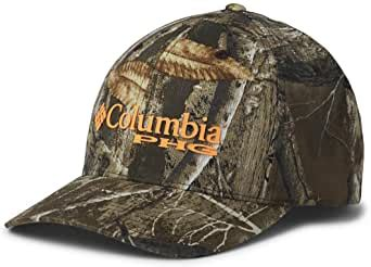 amazoncom columbia phg camo ballcap breathable clothing