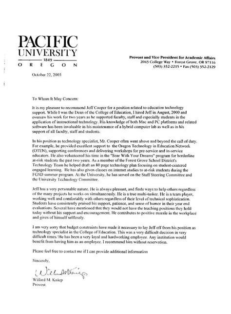sample letter  recommendation  teacher