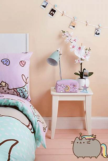 Pusheen Cat Primark Decor Bedroom Kawaii Dream