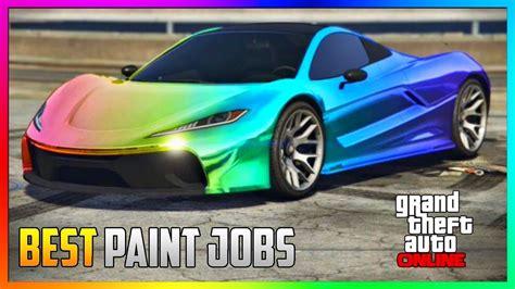 gta 5 crew colors gta 5 top 5 best paint crew car