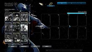 Warframe  Beginner Guide  Upgrading Weapons With Mods