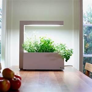 Mini Potager D Intérieur : herbie mini potager hydroponique d 39 int rieur ~ Dailycaller-alerts.com Idées de Décoration