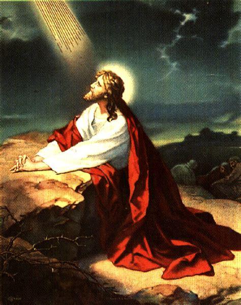 jesus praying in the garden thesis common ground on prayer stumbling through theology