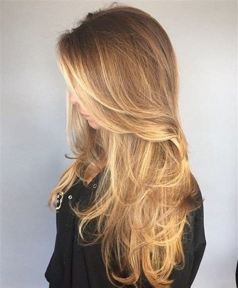 ideas about cut own someone cut layered ponytail 25 unique layers 1000