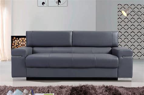 italian sofa sets contemporary grey italian leather sofa set with adjustable headrest san diego california j m soho