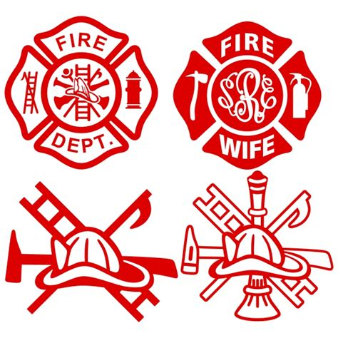 It means svg file can be viewed or edited in text editor and image/drawing software. Firefighter Maltese Svg Cuttable Designs