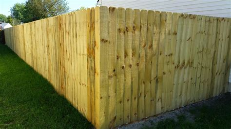 Wood Fencing Installation In Southeast Michigan