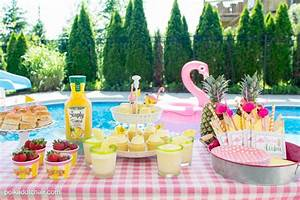 Sweet 16 Pool Party Ideas 1000 Ideas About Sweet 16 Games ...