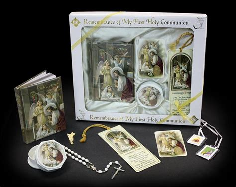 gifts for communion girl communion gift set for