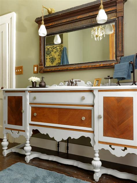 repurpose  dresser   bathroom vanity  tos diy