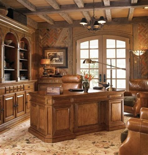 Masculine Home Office Decorating Ideas by 33 Stylish And Dramatic Masculine Home Office Design Ideas
