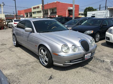 Used 2000 Jaguar S-type 4.0 For Sale In Alhambra Ca 91803