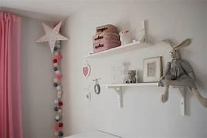 Deco Chambre Fille Bebe : deco chambre bebe fille liberty visuel 4 ~ Teatrodelosmanantiales.com Idées de Décoration