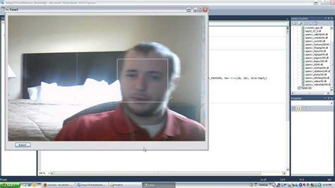 Visual Basic Shawty: Webcam and Face Detection YouTube