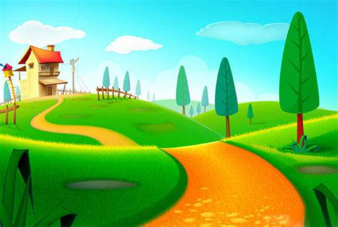 Do 2d Animation And Background Art By Velumm