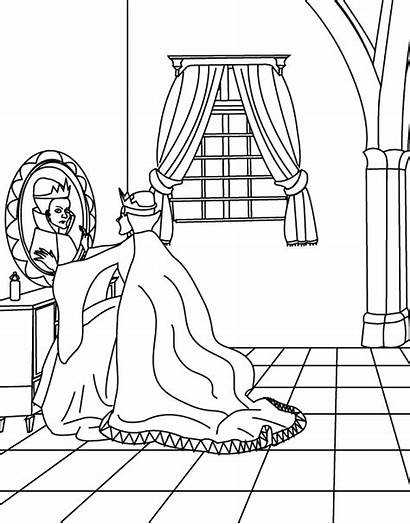 Wicked Coloring Pages Queen Fairy Musical Tales