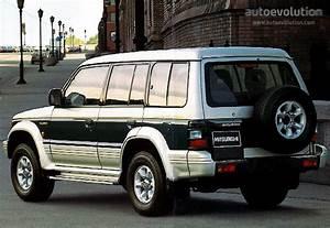 Mitsubishi Pajero 3 0 1992
