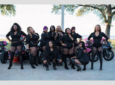 Nola's StilettoWearing Caramel Curves Motorcycle Gang