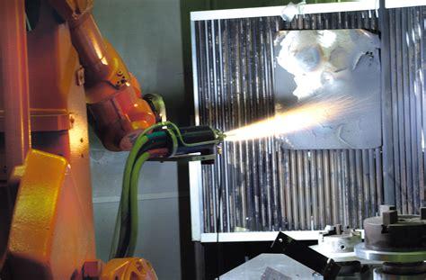 plasma lava l projection thermique