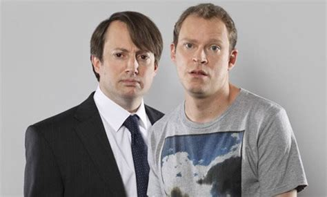 Back Channel 4 David Mitchell And Robert Webb Reunite On