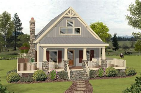 Cottage Style House Plan 3 Beds 2 Baths 1592 Sq/Ft Plan