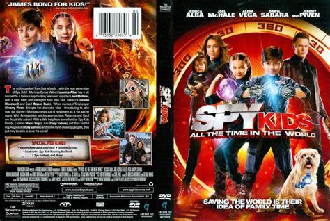 spy kids time world alexs word