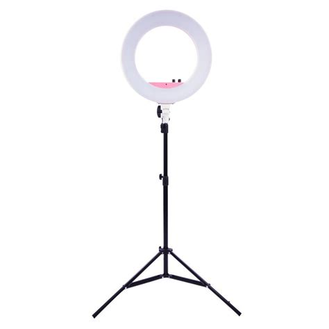 ring light with stand impressions vanity co adjustable 6 ft ring light stand