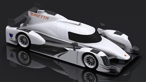 2015 Ginetta-juno Lmp Track Car